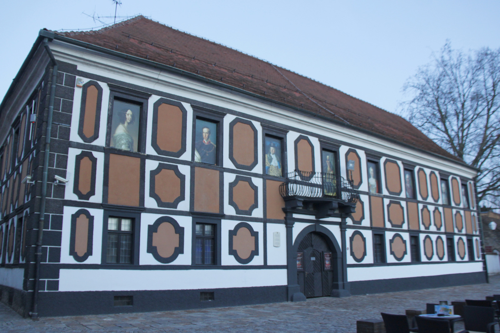 Palača Sermage, Varaždin