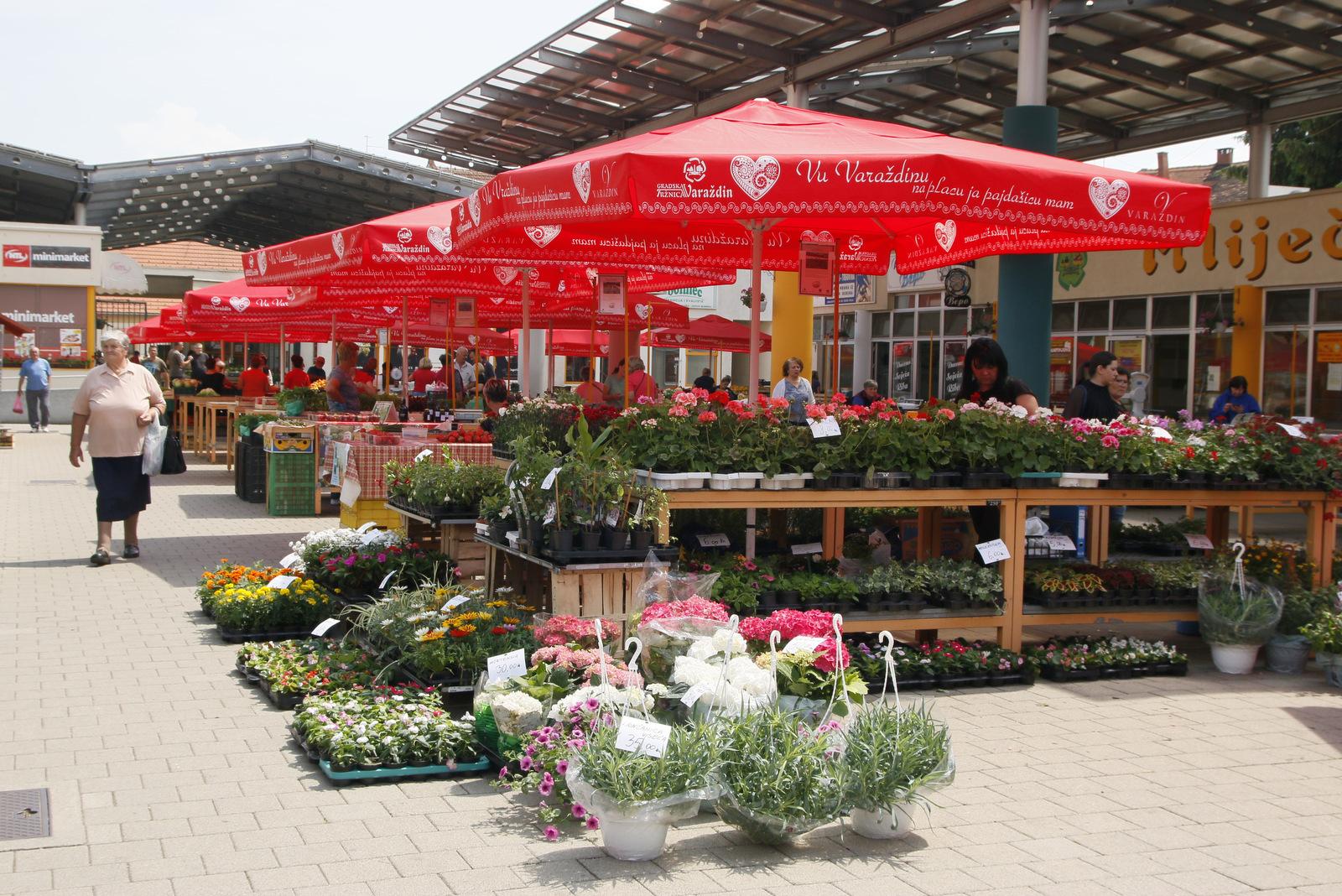 Varaždinska tržnica