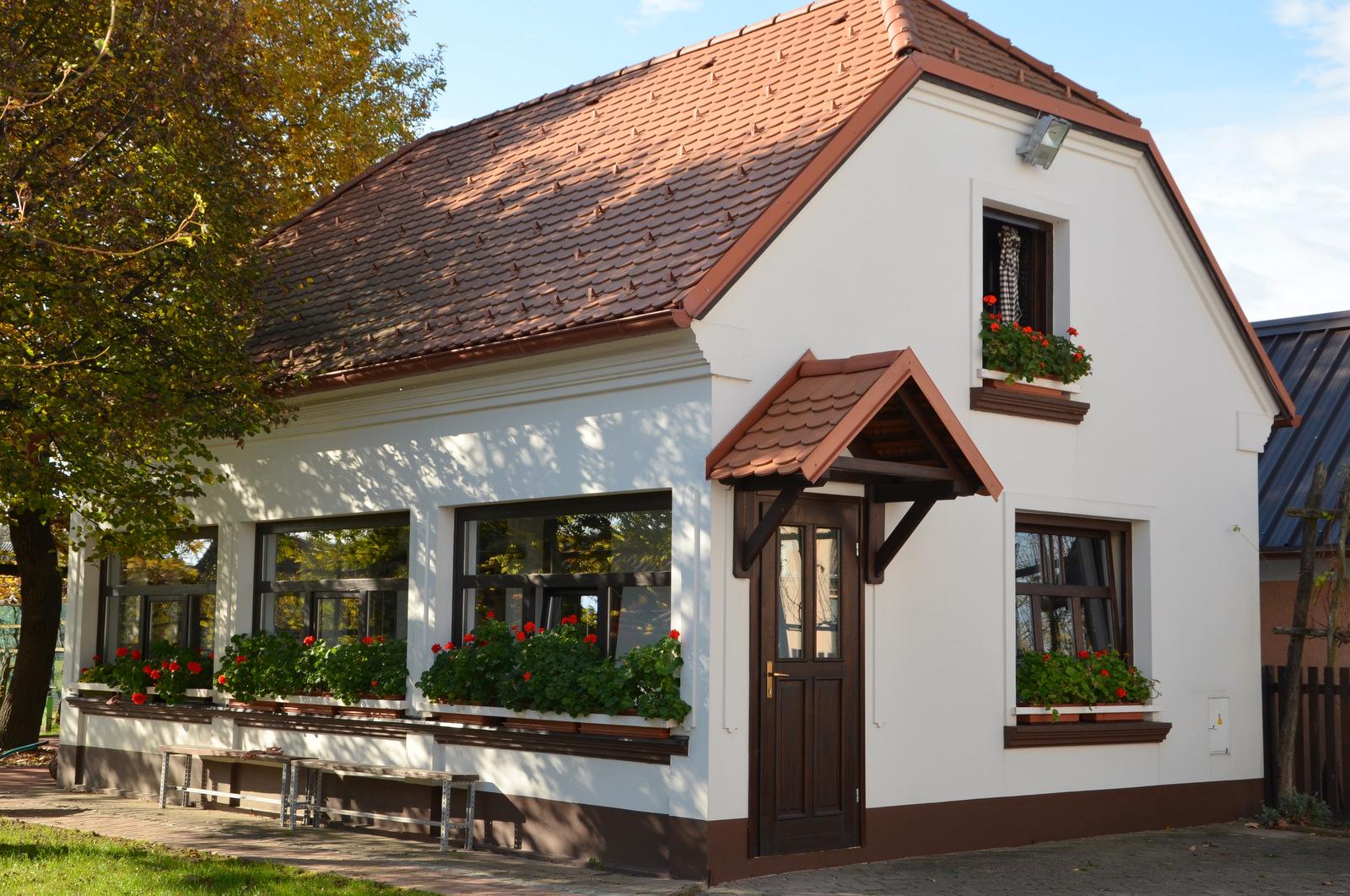 Tipična panonska hiša