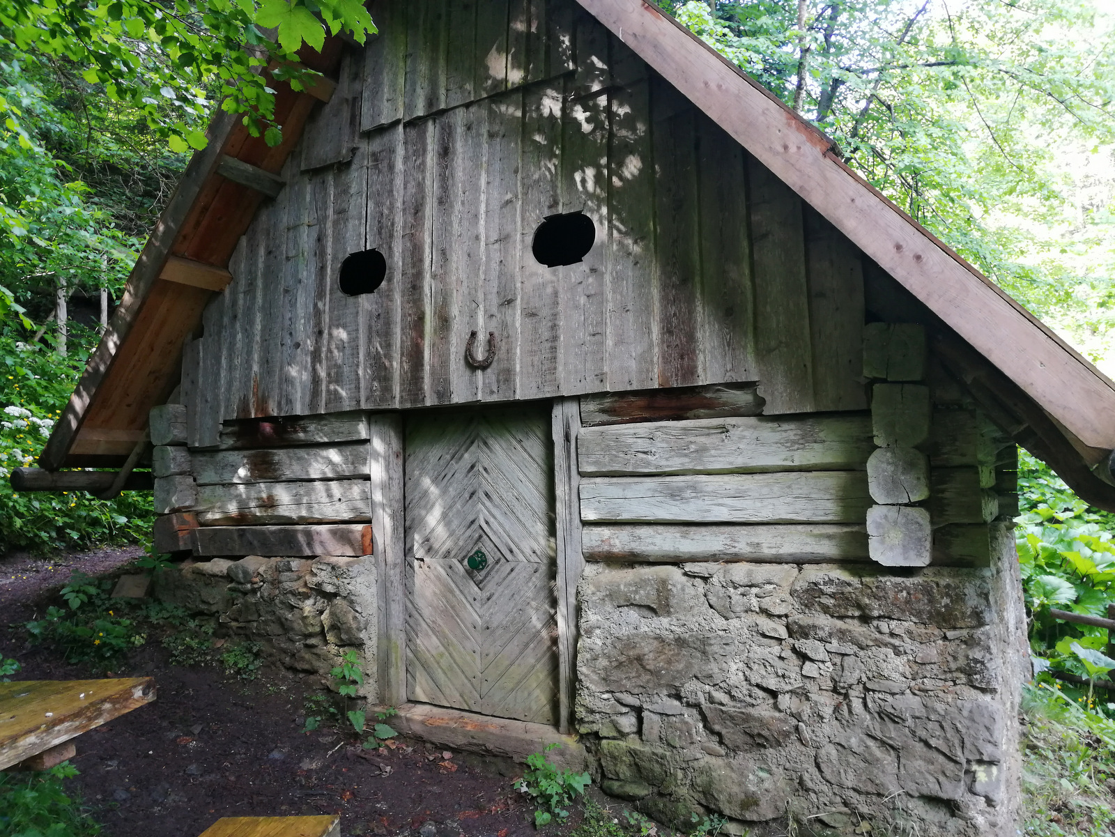 Žagerski mlin, Podvolovljek,