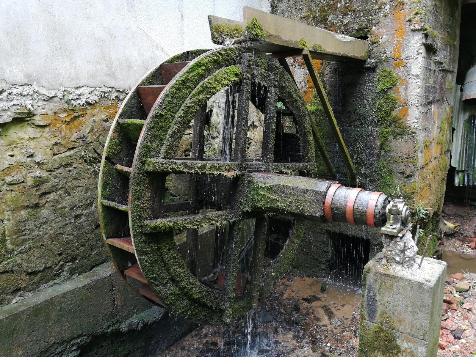 Pot po Razkriškem kotu, stari mlin