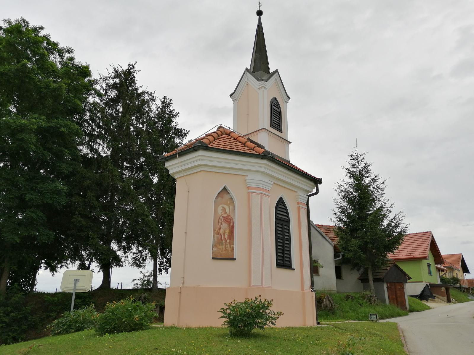Šprinc, kapelica