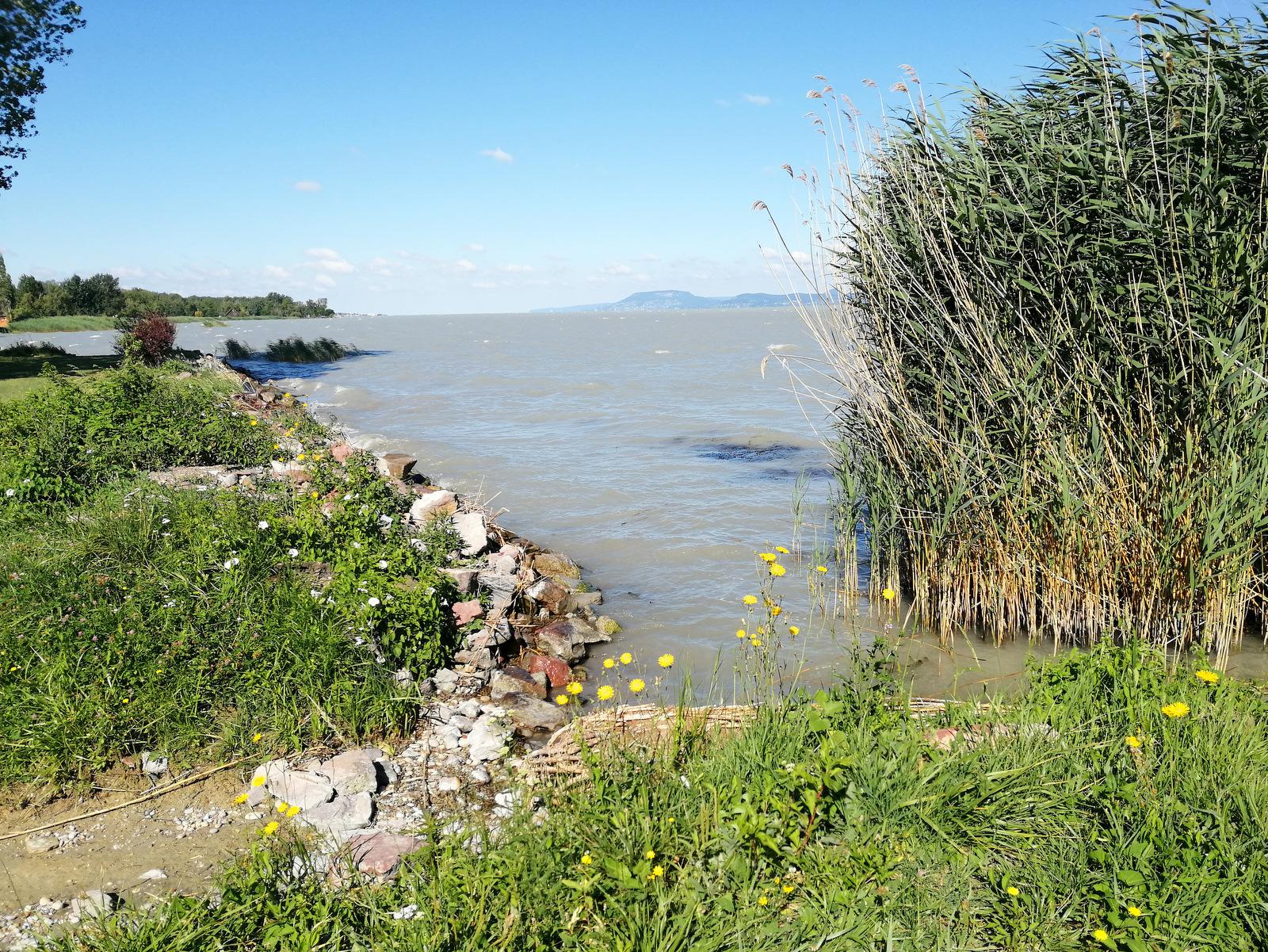 Kolesarjenje ob Blatnem jezeru