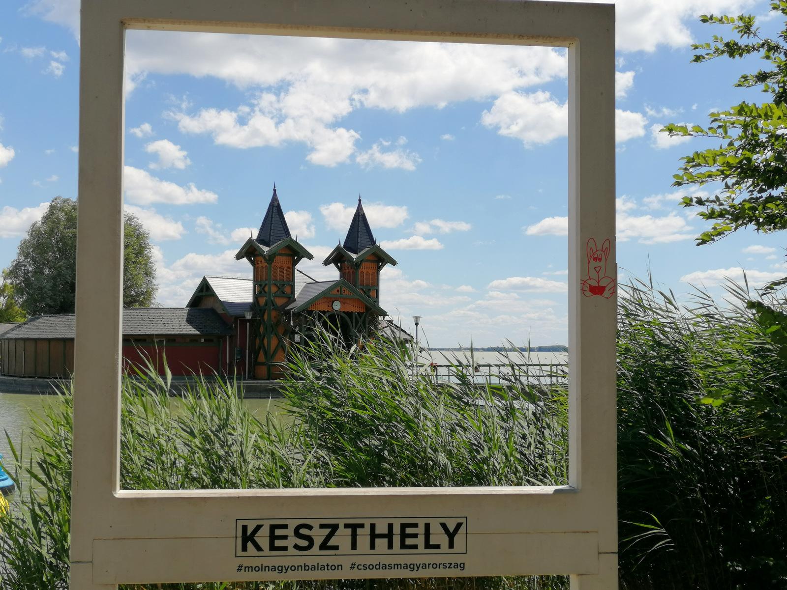Keszthely, Madžarska