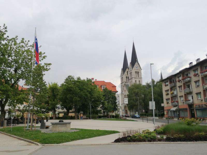 Stari del mesta Kočevje