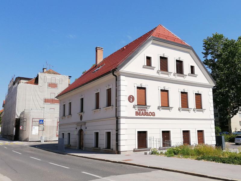 Hostel Bearlog v Kočevju