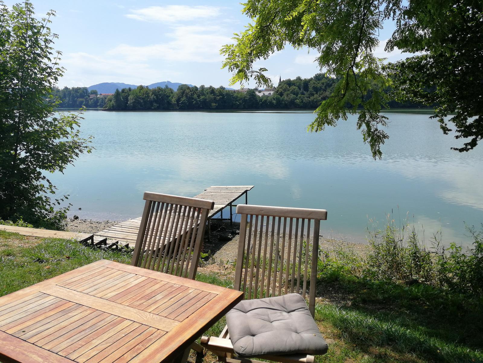 Trbojsko jezero; Slovenija