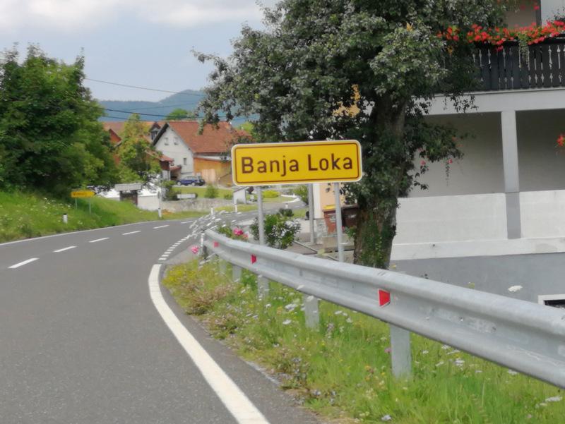 Vas Banja Loka, Kočevsko