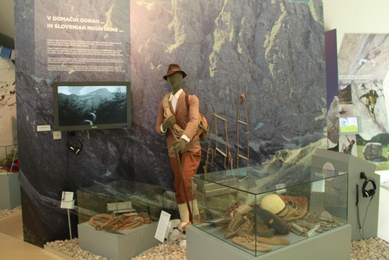 Mojstrana, Planinski muzej
