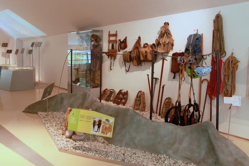 Mojstrana, Planinski muzeja