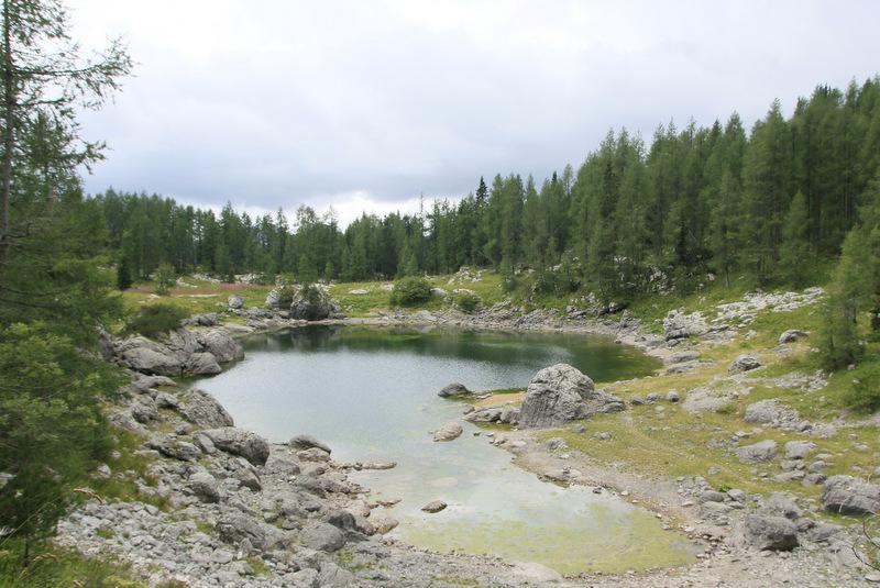 Triglavska jezera,