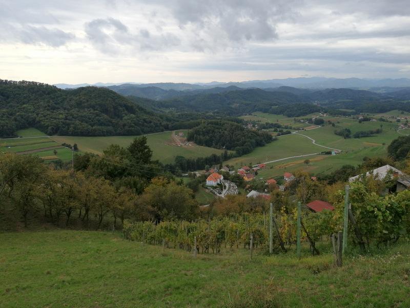 Donačka gora, razgled na Sv. Jurij