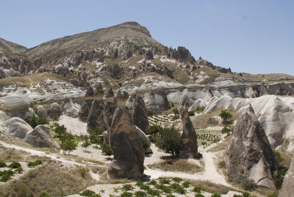 Zelve Kapadokija