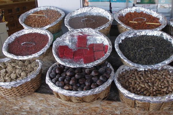 Kapadokija sadje