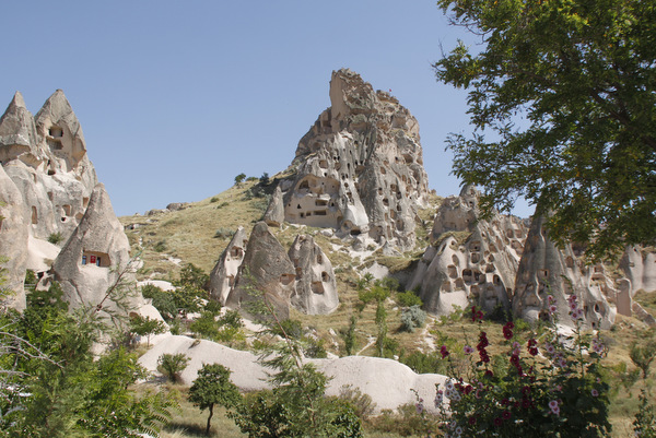Kapadokija tuf