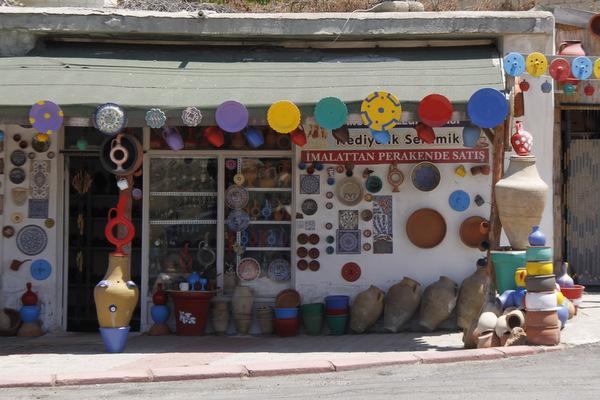 Kapadokija keramika