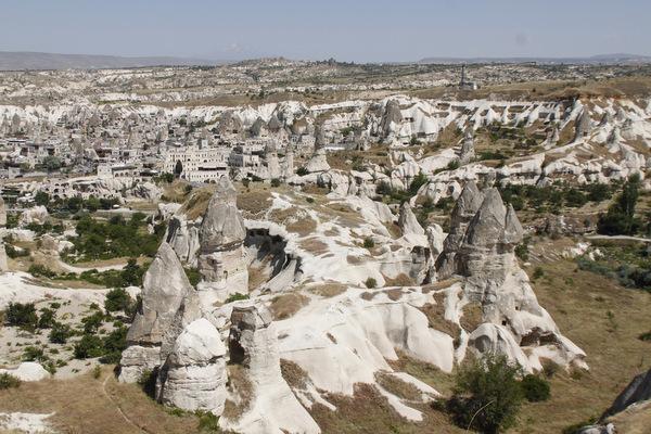 Kapadokija tuf pokrajina