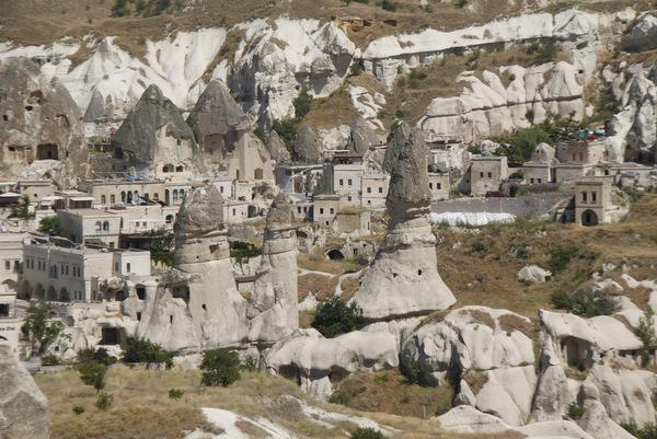 Kapadokija mesto