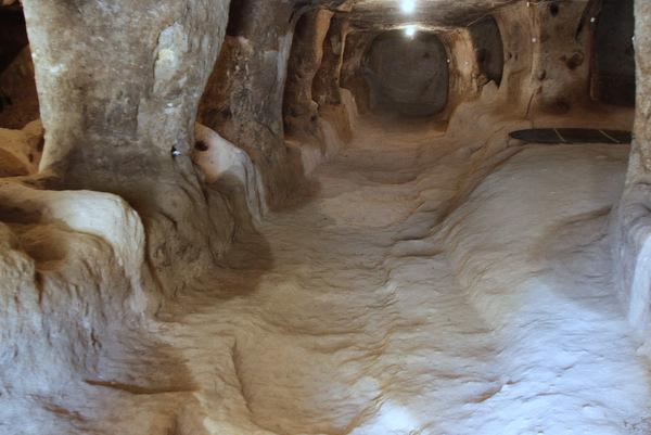 Kapadokija podzemno mesto